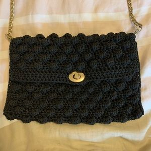 Handmade Crochet Crossbody purse